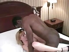 A thick creampie waits inside her cheating pussy for the cuckold to lick up